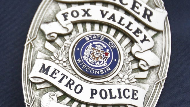 Fox Valley Metro police were called to the scene.