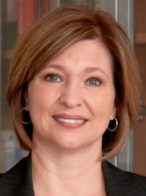 Dr. LouAnn Woodward is vice chancellor for health affairs and dean of the medical school at the University of Mississippi Medical Center.