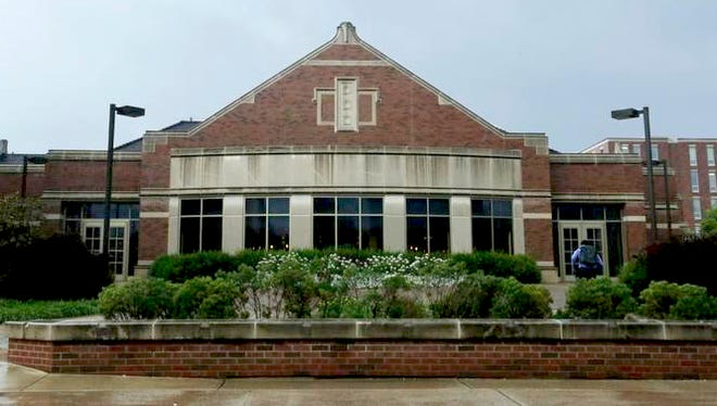 Purdue University's Wiley Dining Court.