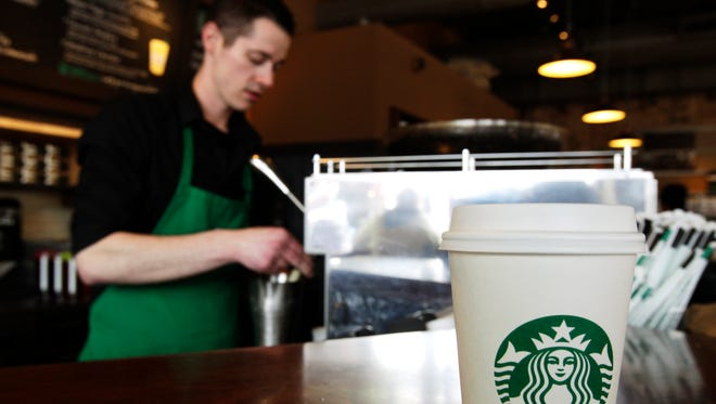 Starbucks offers its employees the College Achievement Plan, which is expanding to four years.