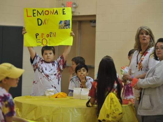 Lemonade Day at Fairview School
