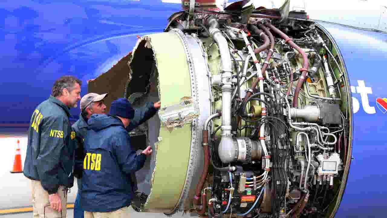 Resultado de imagen para Boeing 737-700 Southwest WN 1380 CFM56-7B