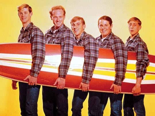 The Beach Boys have the best song about Utah.