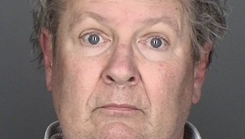 Peter Russell, 64, of Red Oak Lane, New Castle, arrested July 12, 2014. Police searched his home and charged him with  third-degree unlawful manufacturing of methamphetamine, a felony.