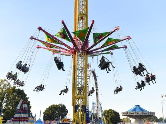 2016 DC Fair Rides