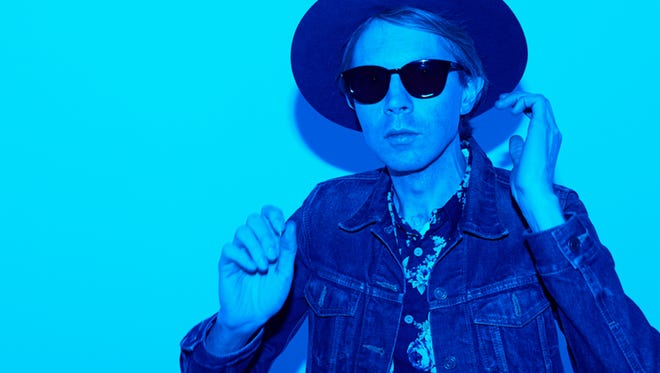 Beck's sheet music has been turned into an album, to be released July 29.