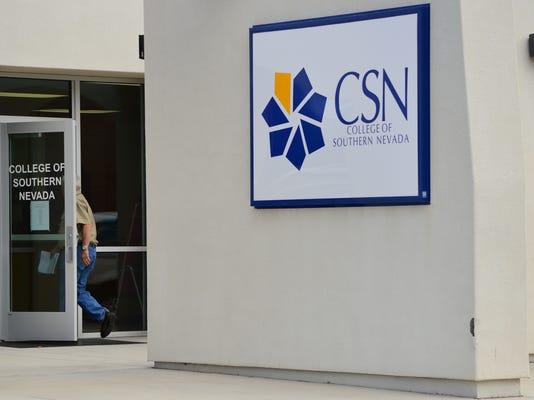 CSN Mesquite