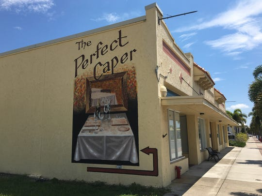 The Perfect Caper opened in 2000 in Punta Gorda.