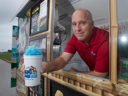 Kona Ice-Food Truck