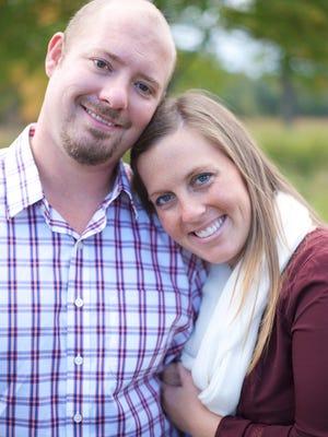 Engagement:  Jennifer Sutter and Curt Baden