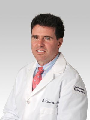 Dr. Bruno DiCosmo is a pulmonologist with WESTMED in Rye and White Plains.
