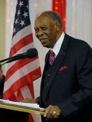 Civil rights leader Rev. H.K. Matthews.