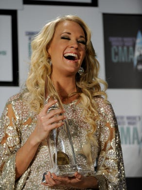 Carrie Underwood, 35, has come a long way since winning