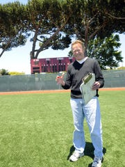 George Watkins is one of two media members to be inducted into the Salinas Valley Sports Hall of Fame Aug. 25, joining longtime KSBW sports anchor Dennis Lehnen in the Class of 2018.