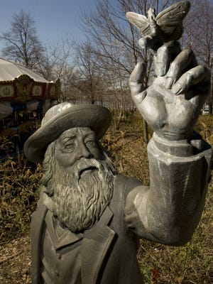 Walt Whitman's birthday will be feted three times in Camden.