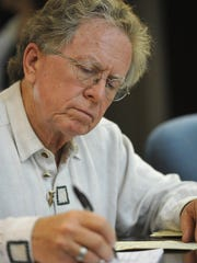 Lipscomb University gave German professor Charlie McVey a summer grant to research and translate letters from German prisoners of war for the 70th anniversary of the end of World War II.