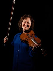 Carol Rodland, University of Rochester Eastman School of Music associate professor of viola.