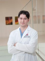 Dr. Mark J. Russo, Director of the Center for Aortic Diseases and Director of Cardiothoracic Surgery Research for Barnabas Health
