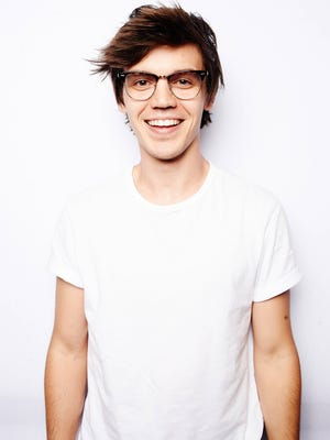 """Singer MacKenzie Bourg of Lafayette needs fan voting to keep him alive on """"American Idol."""""""