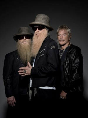 ZZ Top performs at 7 p.m. April 24 at Municipal Auditorium.