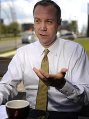 Former Tennessee Education Commissioner Kevin Huffman