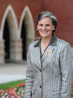 Spalding University President Tori Murden McClure