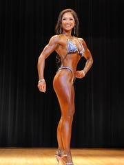 Shalane Chaco recently completed at the National Physique Committee Elite Physique Championship in Pittsburgh.