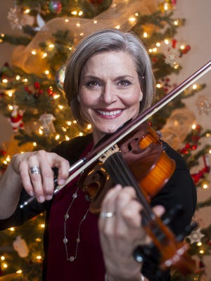 Angela Costley has been playing with the Great Falls Symphony for 12 seasons and is the educational program manager.