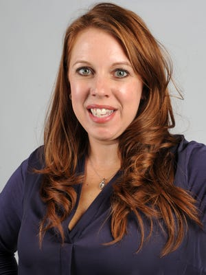 Christie Knapper, 40 Under 40 Class of 20126 for Knoxville Business Journal Wednesday, Nov. 2, 2016.