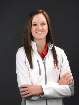 Shelby Liford, Halls High School, 2016 PrepXtra golf team.