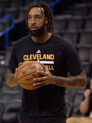 Cleveland Cavaliers forward Derrick Williams is one of three former Arizona Wildcats on his team's roster.