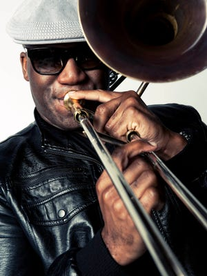 Big Sam Williams and his group Big Sam's Funky Nation band will headline the Art & Soul Festival June 24.