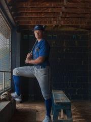 Pennsville shortstop Max Dineen