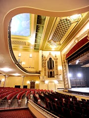 A $15 million renovation between 2007-09 helped to preserve the Saenger Theatre for future generations.