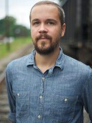 Author Thomas Pierce.