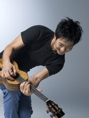 Jake Shimabukuro headlined a show at the 2009 Rochester