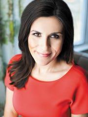 Author Kate Andersen Brower.