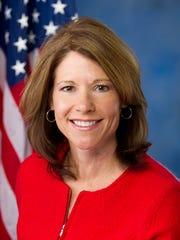 U.S. Rep. Cheri Bustos (D-Illinois)