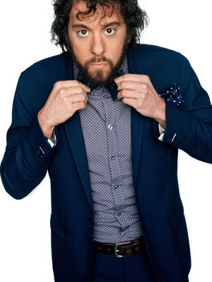 """Jonathan Kite, star of """"2 Broke Girls,"""" performs April 22-25 at the Funny Bone Comedy Club in West Des Moines."""