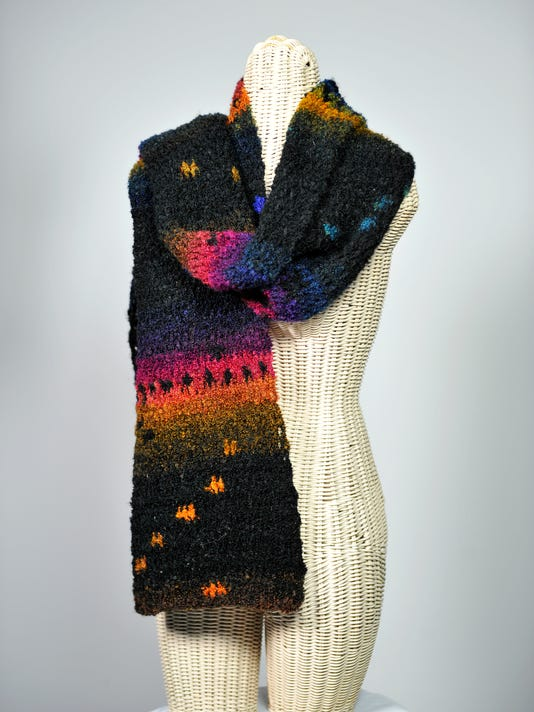 Handmade Crochet For Charity With Soft Colorful Yarn