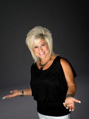 "Theresa Caputo of ""Long Island Medium"""