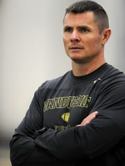 Vanderbilt strength coach James Dobson
