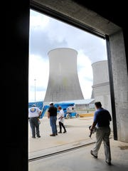 A second reactor at the Watts Bar Nuclear Plant is expected to go online at the end of the year