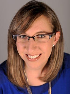Whitney Fike, new columnist.