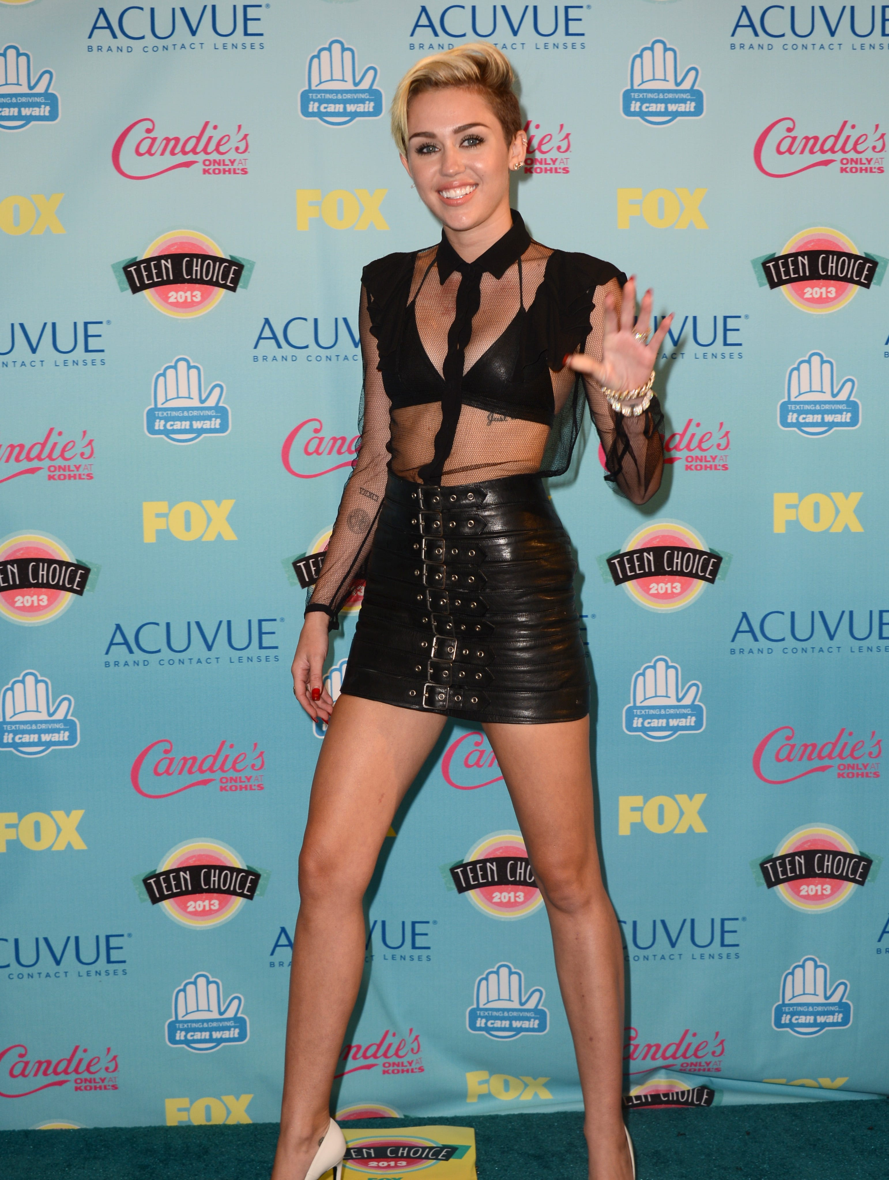 Miley Cyrus Secretly Tired Of Her Short Hair