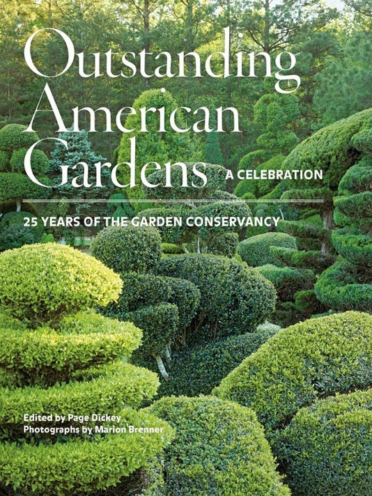 Garden Conservancy book