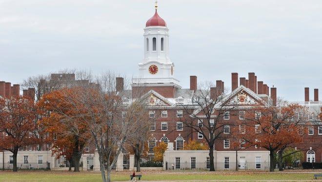 "Harvard University, where ""The Talk"" was produced."