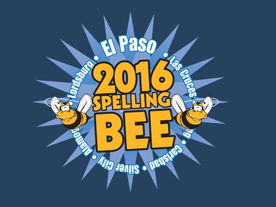 2016 Spelling Bee logo