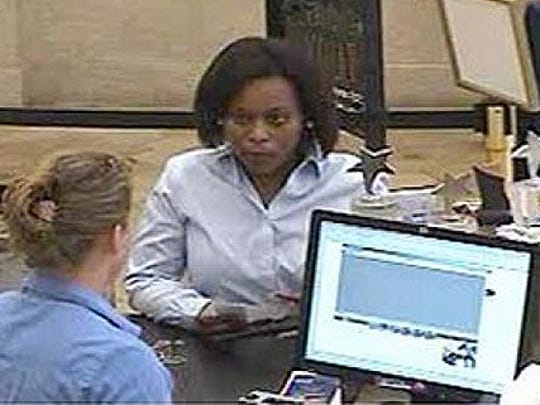 The FBI is asking for help to identify a woman they believe could be in the Gulfport, Miss. area