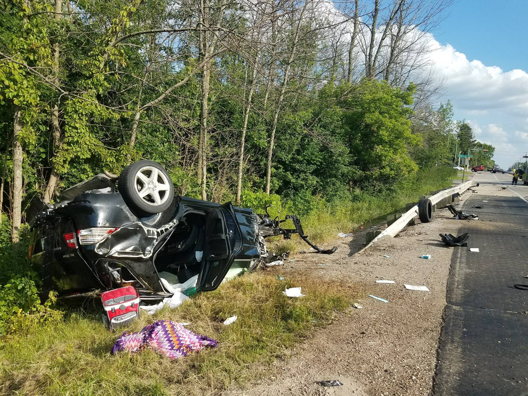 Grafton wi teen in car accident